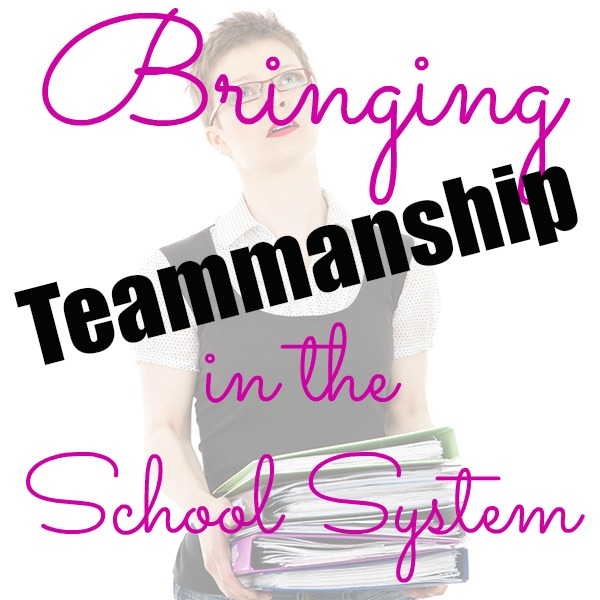 Bringing Teammanship in the School System
